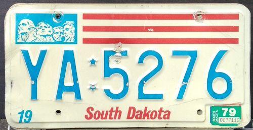 SOUTH DAKOTA 1979