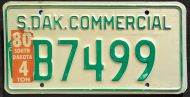 1980 SOUTH DAKOTA COMMERCIAL