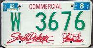 SOUTH DAKOTA 1993 COMMERCIAL