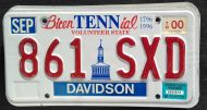 TENNESSEE 2000