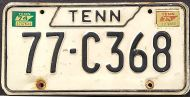 TENNESSEE 1975
