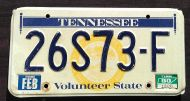 TENNESSEE 1980 JOINT USE TRUCK