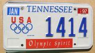 TENNESSEE 1997 OLYMPIC SPIRIT