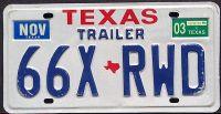 TEXAS 2003 TRAILER