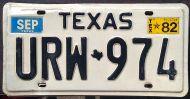 TEXAS 1982