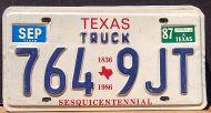 TEXAS 1987 TRUCK