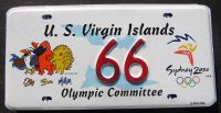 VIRGIN ISLANDS 2000 OLYMPIC COMMITTEE