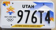 UTAH OLYMPICS - A