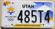 UTAH OLYMPICS - B