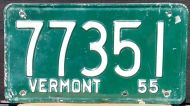 VERMONT 1955