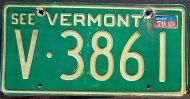 VERMONT 1976