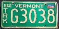 VERMONT 1976 TRUCK