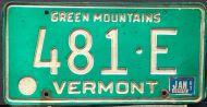 VERMONT 1983