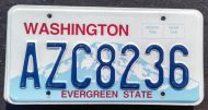 WASHINGTON EVERGREEN STATE