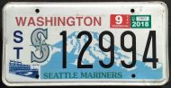 WASHINGTON 2018 SEATTLE MARINERS
