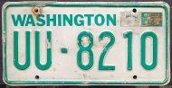 WASHINGTON 1989 TRUCK