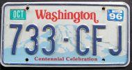 1996 WASHINGTON CENTENNIAL