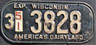 WISCONSIN 1951