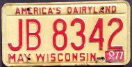 WISCONSIN 1977