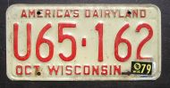 WISCONSIN 1979 - A