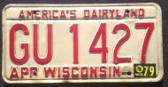 WISCONSIN 1979 - B