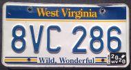 WEST VIRGINIA 2020 - B