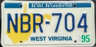 WEST VIRGINIA 1995