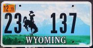 WYOMING 2015 - A