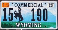 WYOMING 2015 COMMERCIAL