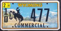 WYOMING 2018 COMMERCIAL