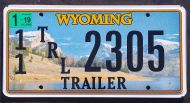 WYOMING 2019 TRAILER