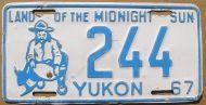 YUKON 1967
